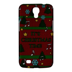 Ugly Christmas Sweater Samsung Galaxy Mega 6 3  I9200 Hardshell Case