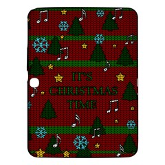 Ugly Christmas Sweater Samsung Galaxy Tab 3 (10 1 ) P5200 Hardshell Case