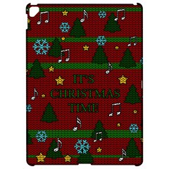 Ugly Christmas Sweater Apple Ipad Pro 12 9   Hardshell Case