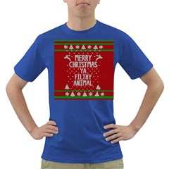 Ugly Christmas Sweater Dark T Shirt