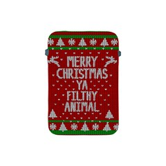 Ugly Christmas Sweater Apple Ipad Mini Protective Soft Cases