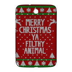 Ugly Christmas Sweater Samsung Galaxy Note 8 0 N5100 Hardshell Case