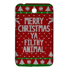 Ugly Christmas Sweater Samsung Galaxy Tab 3 (7 ) P3200 Hardshell Case