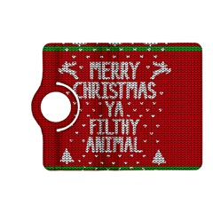 Ugly Christmas Sweater Kindle Fire Hd (2013) Flip 360 Case