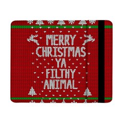 Ugly Christmas Sweater Samsung Galaxy Tab Pro 8 4  Flip Case