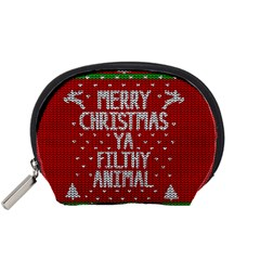 Ugly Christmas Sweater Accessory Pouches (small)