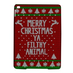 Ugly Christmas Sweater Ipad Air 2 Hardshell Cases