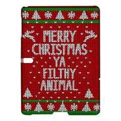 Ugly Christmas Sweater Samsung Galaxy Tab S (10 5 ) Hardshell Case
