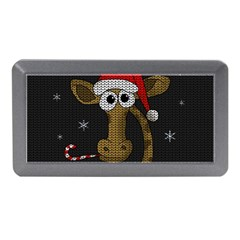 Christmas Giraffe  Memory Card Reader (mini)