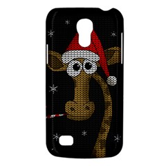 Christmas Giraffe  Galaxy S4 Mini