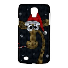 Christmas Giraffe  Galaxy S4 Active