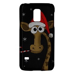 Christmas Giraffe  Galaxy S5 Mini
