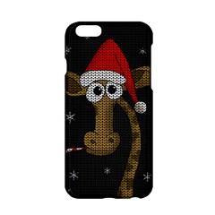 Christmas Giraffe  Apple Iphone 6/6s Hardshell Case