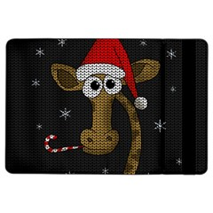 Christmas Giraffe  Ipad Air 2 Flip