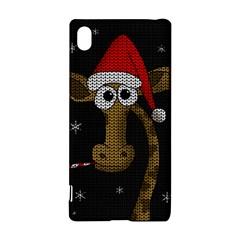 Christmas Giraffe  Sony Xperia Z3+