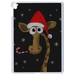 Christmas Giraffe  Apple Ipad Pro 9 7   White Seamless Case
