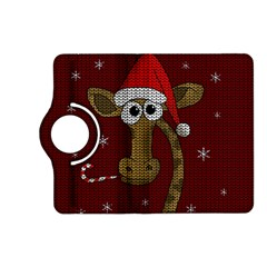 Christmas Giraffe  Kindle Fire Hd (2013) Flip 360 Case