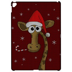 Christmas Giraffe  Apple Ipad Pro 12 9   Hardshell Case