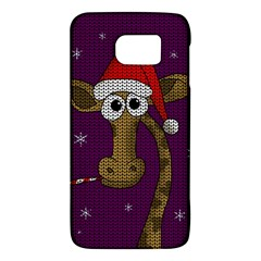 Christmas Giraffe  Galaxy S6