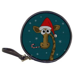 Christmas Giraffe  Classic 20 Cd Wallets