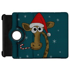 Christmas Giraffe  Kindle Fire Hd 7