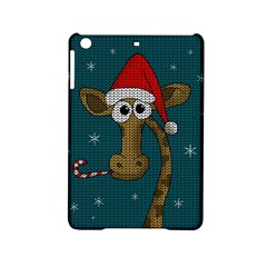 Christmas Giraffe  Ipad Mini 2 Hardshell Cases