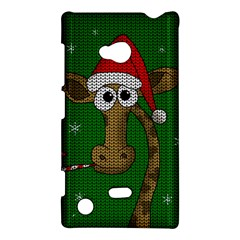 Christmas Giraffe  Nokia Lumia 720