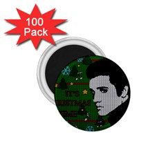 Elvis Presley   Christmas 1 75  Magnets (100 Pack)