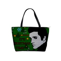 Elvis Presley   Christmas Shoulder Handbags
