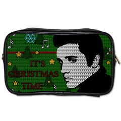 Elvis Presley   Christmas Toiletries Bags