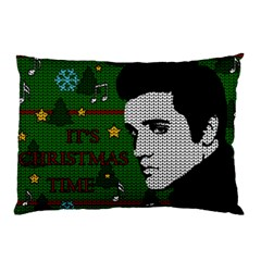 Elvis Presley   Christmas Pillow Case (two Sides)