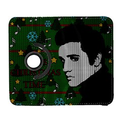 Elvis Presley   Christmas Galaxy S3 (flip/folio)