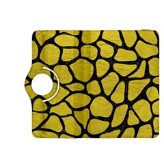 Skin1 Black Marble & Yellow Leather (r) Kindle Fire Hdx 8 9  Flip 360 Case