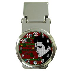 Elvis Presley   Christmas Money Clip Watches