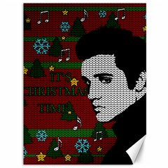 Elvis Presley   Christmas Canvas 36  X 48