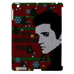 Elvis Presley   Christmas Apple Ipad 3/4 Hardshell Case (compatible With Smart Cover)