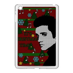 Elvis Presley   Christmas Apple Ipad Mini Case (white)