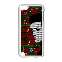 Elvis Presley   Christmas Apple Ipod Touch 5 Case (white)