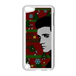 Elvis Presley - Christmas Apple iPod Touch 5 Case (White) Front