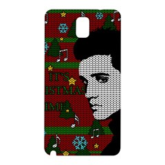 Elvis Presley   Christmas Samsung Galaxy Note 3 N9005 Hardshell Back Case