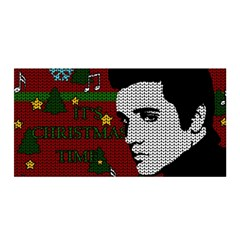 Elvis Presley   Christmas Satin Wrap