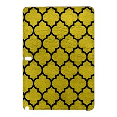 Tile1 Black Marble & Yellow Leather Samsung Galaxy Tab Pro 10 1 Hardshell Case