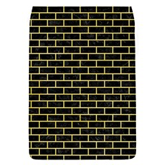 Brick1 Black Marble & Yellow Watercolor (r) Flap Covers (s)