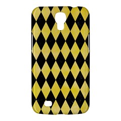 Diamond1 Black Marble & Yellow Watercolor Samsung Galaxy Mega 6 3  I9200 Hardshell Case