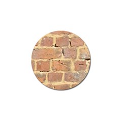 Brick Wall Golf Ball Marker