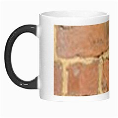 Brick Wall Morph Mugs