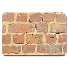 Brick Wall Large Doormat
