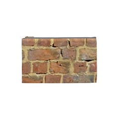 Brick Wall Cosmetic Bag (small)