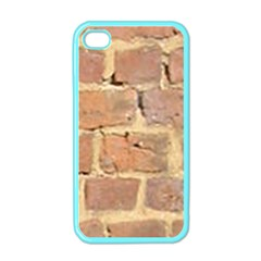 Brick Wall Apple Iphone 4 Case (color)