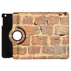Brick Wall Apple Ipad Mini Flip 360 Case